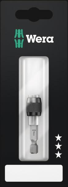 "otsakupadrun 1/4""x50mm 895/4/1K riputuspakend kiirlukustus, Wera"