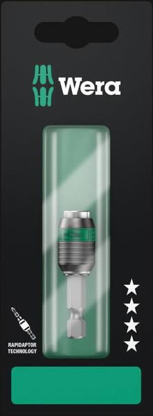 "otsakupadrun 1/4""X50MM 889/4/1K Rapidaptor, riputuspakendis, Wera"