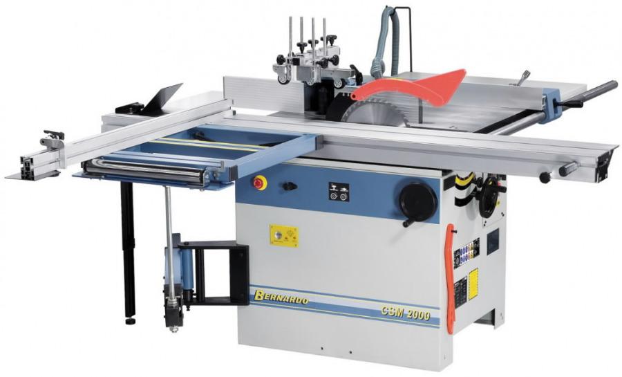 Combined machine CSM 2000/400V, Bernardo