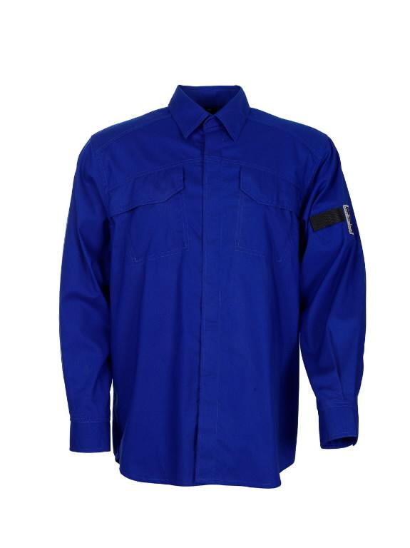 Darbiniai marškiniai TERNITZ sodri mėlyna, Mascot