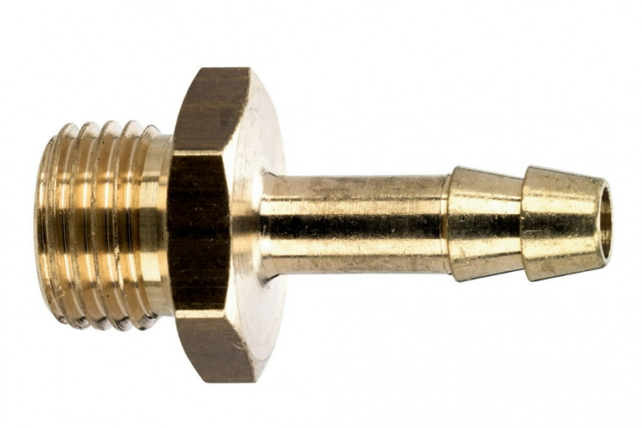 "Jungtis  3/8"" MThr x 9 mm pneum.žarnai, Metabo"