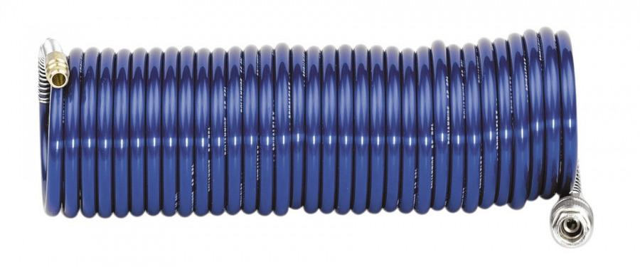 Spiralinė žarna 7,5m 8x1mmsu jungtimis, Metabo