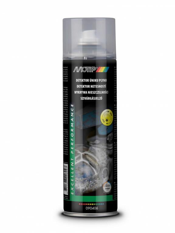 Lekete avastaja LEAK DETECTOR 500ml aerosool, MoTip