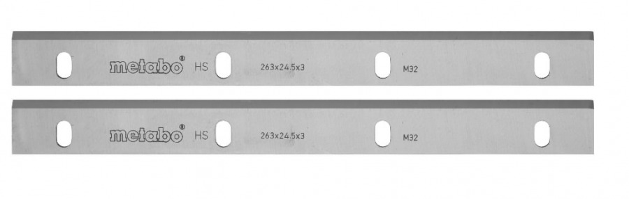 Höövliterad HSS, DH 330-le, 332x12x1,5 mm, teritatavad