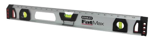 Gulsčiukas  FATMAX  I-BEAM 120cm, su magnetu, Stanley