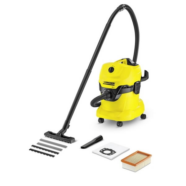Wet-&dry vacuum cleaner WD 4, Kärcher