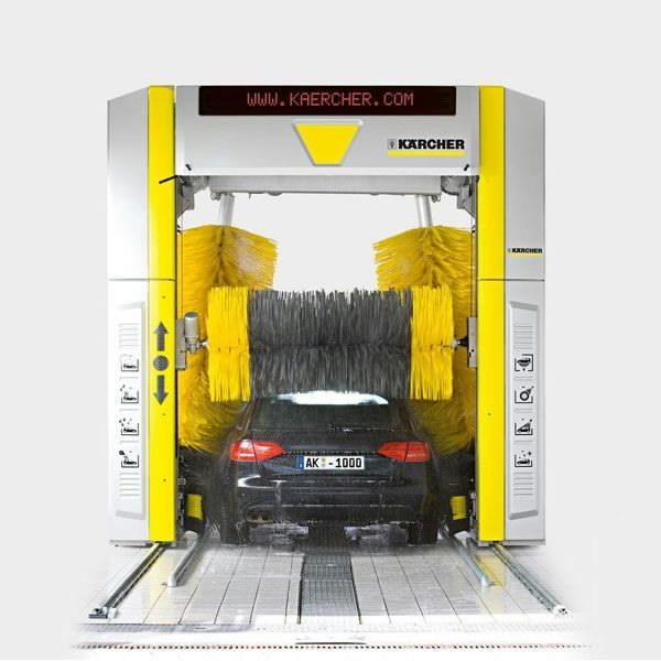 Sõiduautode haripesula CB 2/28 exclusive, Kärcher