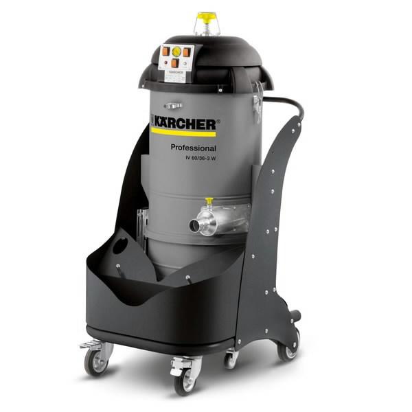 Pramoninis vakuuminis siurblys IV 60/36-3W, Kärcher