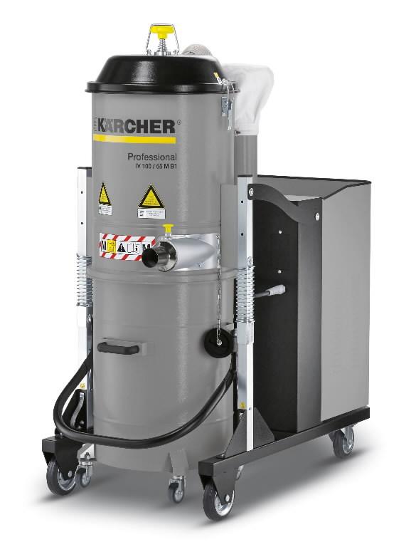 Pramoninis vakuuminis siurblys IV 100/55 M B1 (ATEX Z22), Kärcher