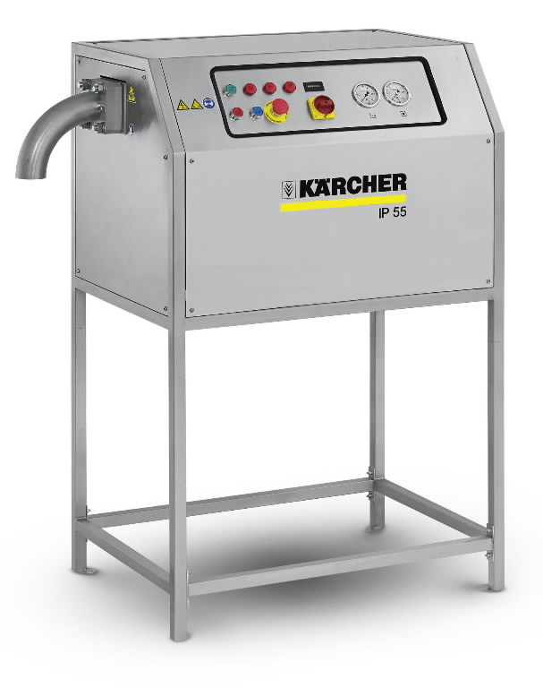 Dry ice machine IP 55, Kärcher