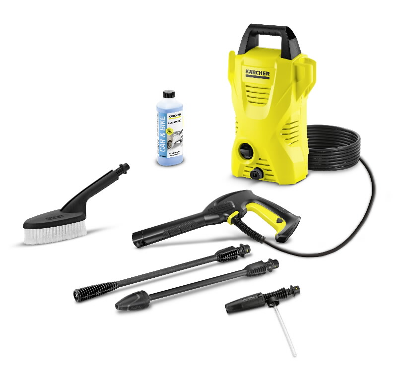 Survepesur K 2 Compact Car, KARCHER