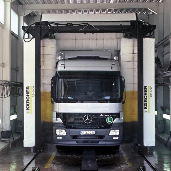 haripesula veoautodele RB 6315 Comfort, Kärcher