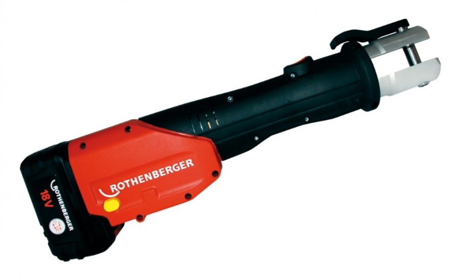 hüdrauliline pressmasin ROMAX 3000 2 akuga, Rothenberger