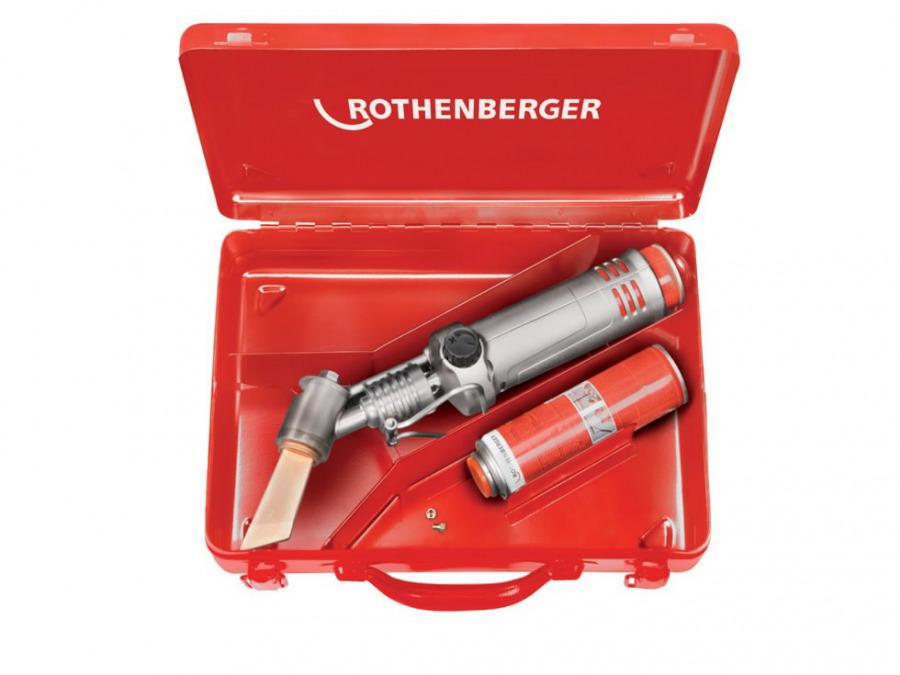 Mobilus minkšto litavimo įrankisl MULTI MOBILE, Rothenberger