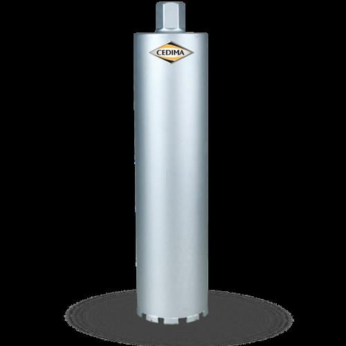 Deimantinis  grąžtas 350x450mm CIB-600 1.1/4 UNC, Cedima