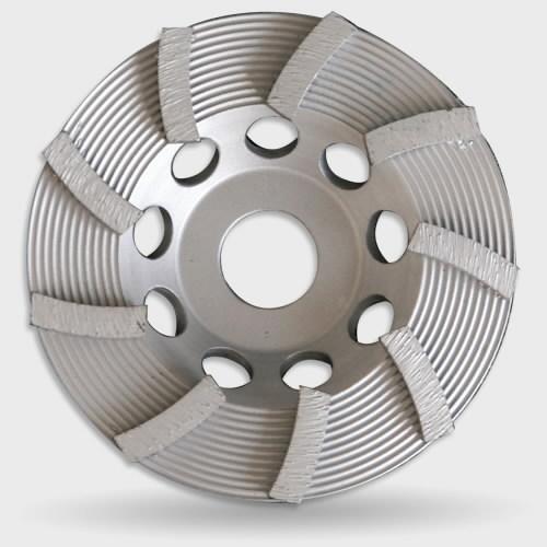 teemantkuivlihvketas 125 mm EC-74, Cedima