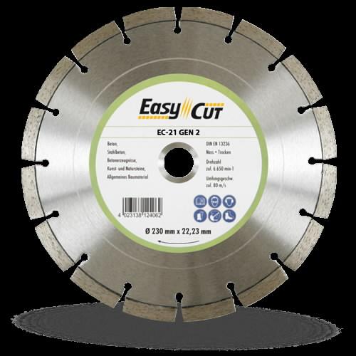 Deimantinis diskas 300 MM EC-21 Gen. 2 300 mm | 25,4 mm, Cedima