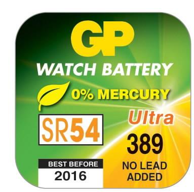 Baterija 389 GP art 1121, Gp