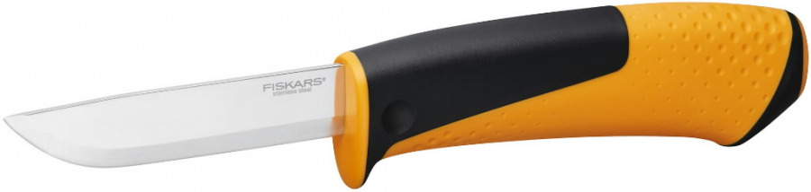 Universal knife with sharpener, Fiskars