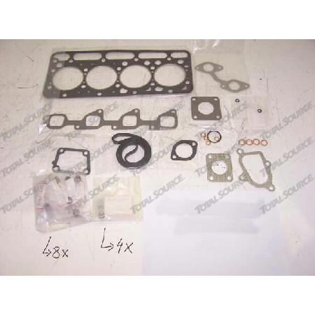 Engine upper seal kit BOBCAT 337, TVH Parts