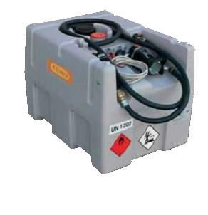Mobilaus bako sistema 430L Mobil Easy 12V pump, Cemo