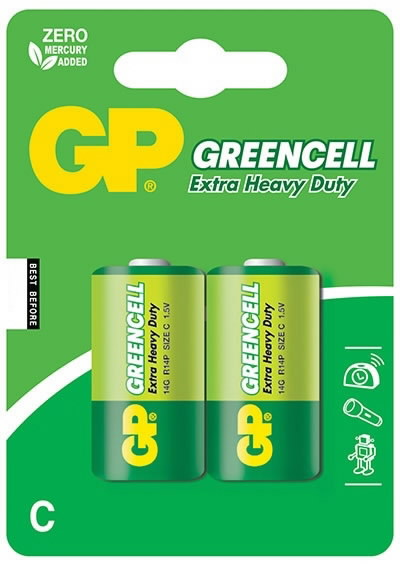 Patarei R14 Greencell  5563 14G-NL2, GP