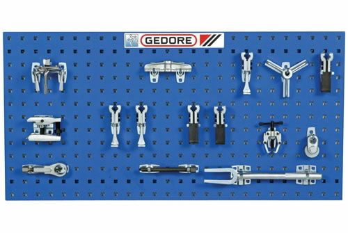 automobile workshop set, add-on system 2.10, Gedore