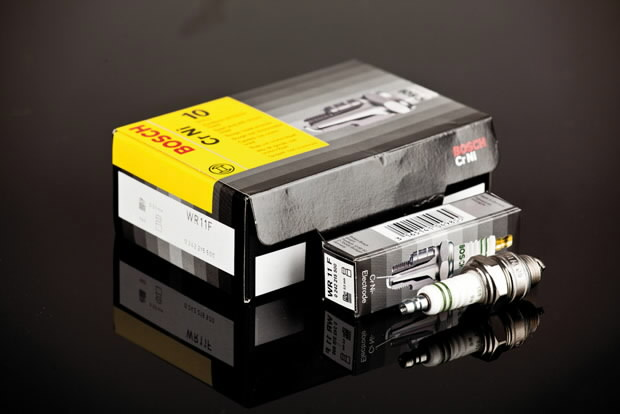 Žvakė Bosch W8DC/WR8DC, Ratioparts