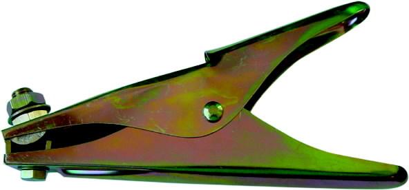 maandusklamber 200A krokodill-tüüp (ex 11.42.10514), Vlamboog