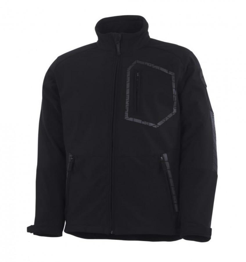 Racoon švarkas juodas 2XL, Mascot