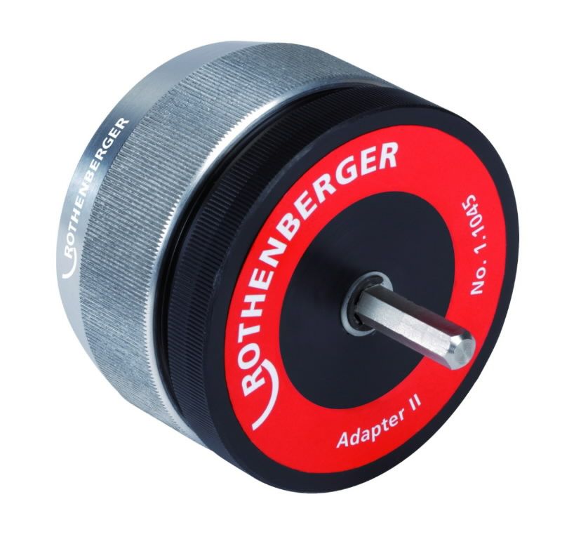 Adapter torufaasijale II 1500000236, Rothenberger
