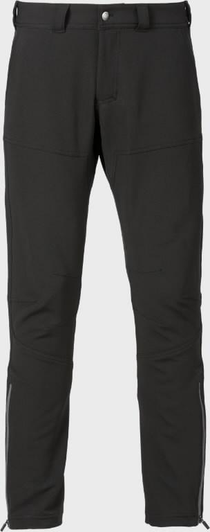 Softshell püksid 1256 õhukesed, mustad, 2XL, Acode