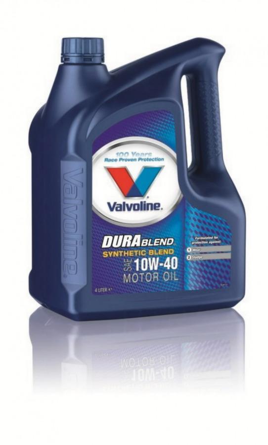 Alyva varikliui DURABLEND 10W40  4L, Valvoline