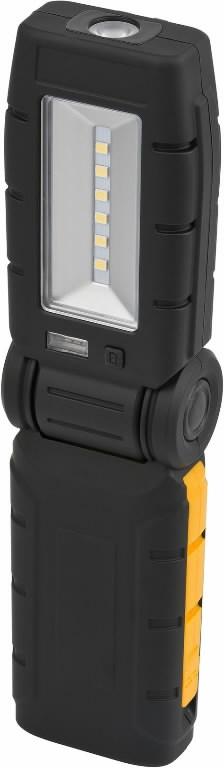 töövalgusti laadimisalusega 6+1 LED HL DA 61 MH, Brennenstuhl
