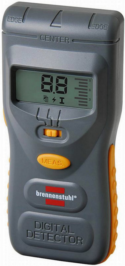 metalli, puidu ja voolu detektor WMV Plus, Brennenstuhl