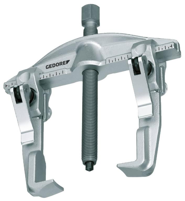 Nuimtuvas 200x150mm 2 kojų 5,0t 1.04/2A, Gedore