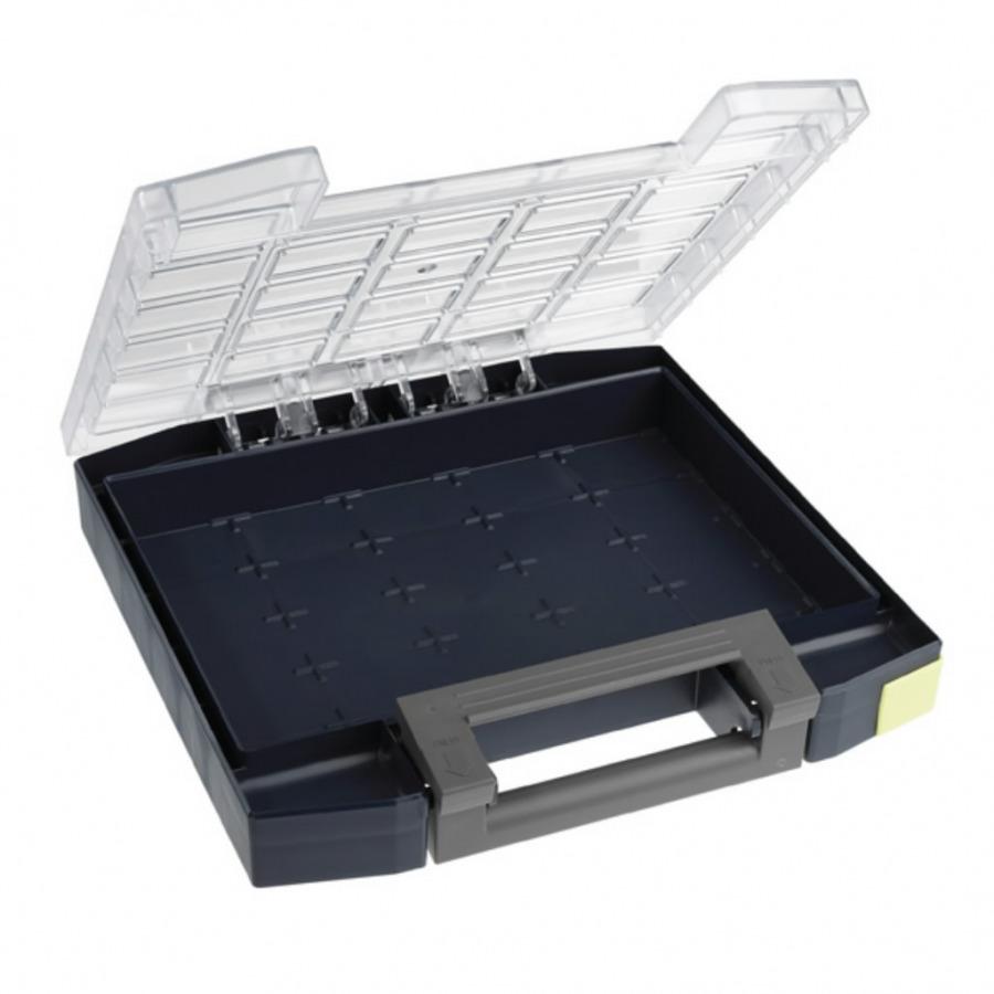 Sortimendi kohver Boxxser 55 5x5-0 tühi, , Raaco