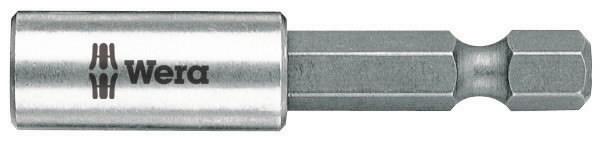 otsakupadrun 1/4''x50mm 893/4/1K magnetiga, Wera