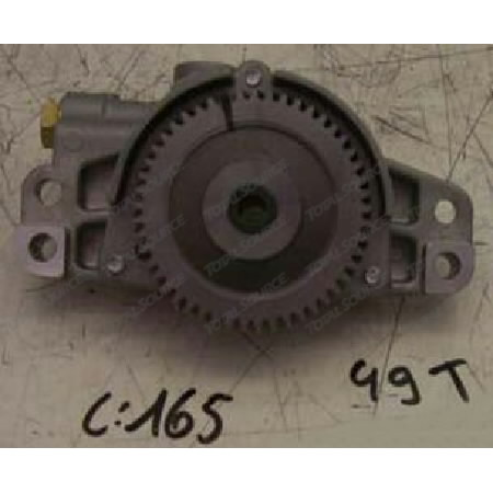 Engine oil pump, ISUZU, TVH Parts