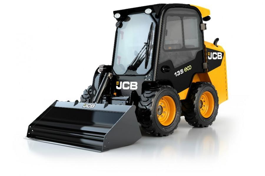 Kompaktlaadur JCB POWERBOOM 135