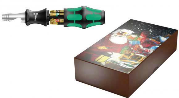 screwdriver KK Christmas, Wera