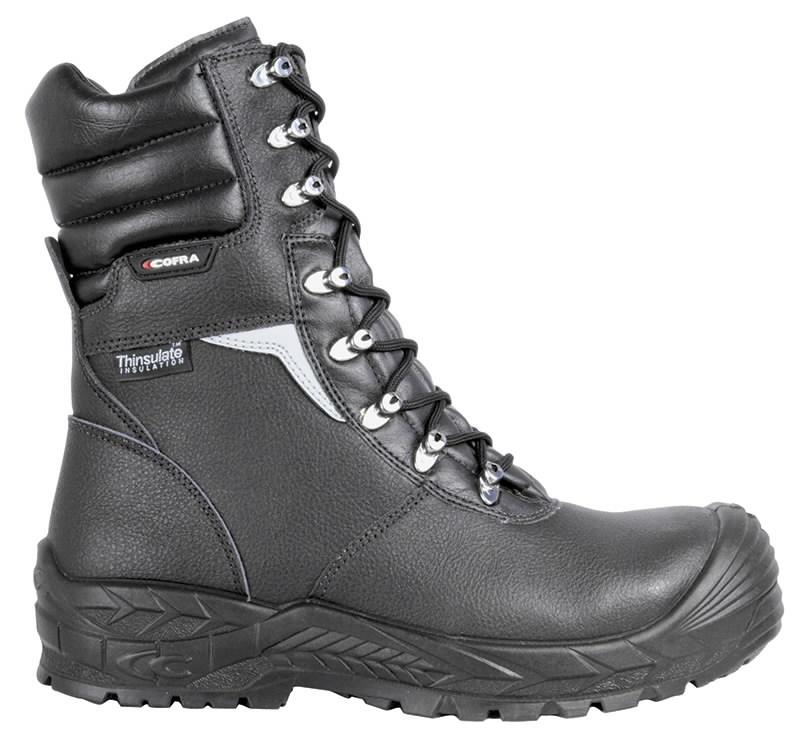 Žieminiai batai  Bragi S3 SRC CI HRO, juoda, Cofra