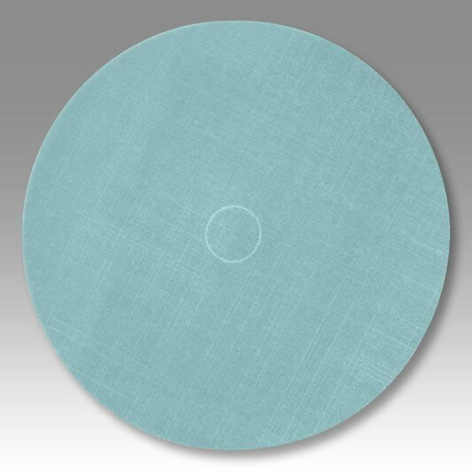 268XA diskas A10 mėlynas 125x19mm, 3M