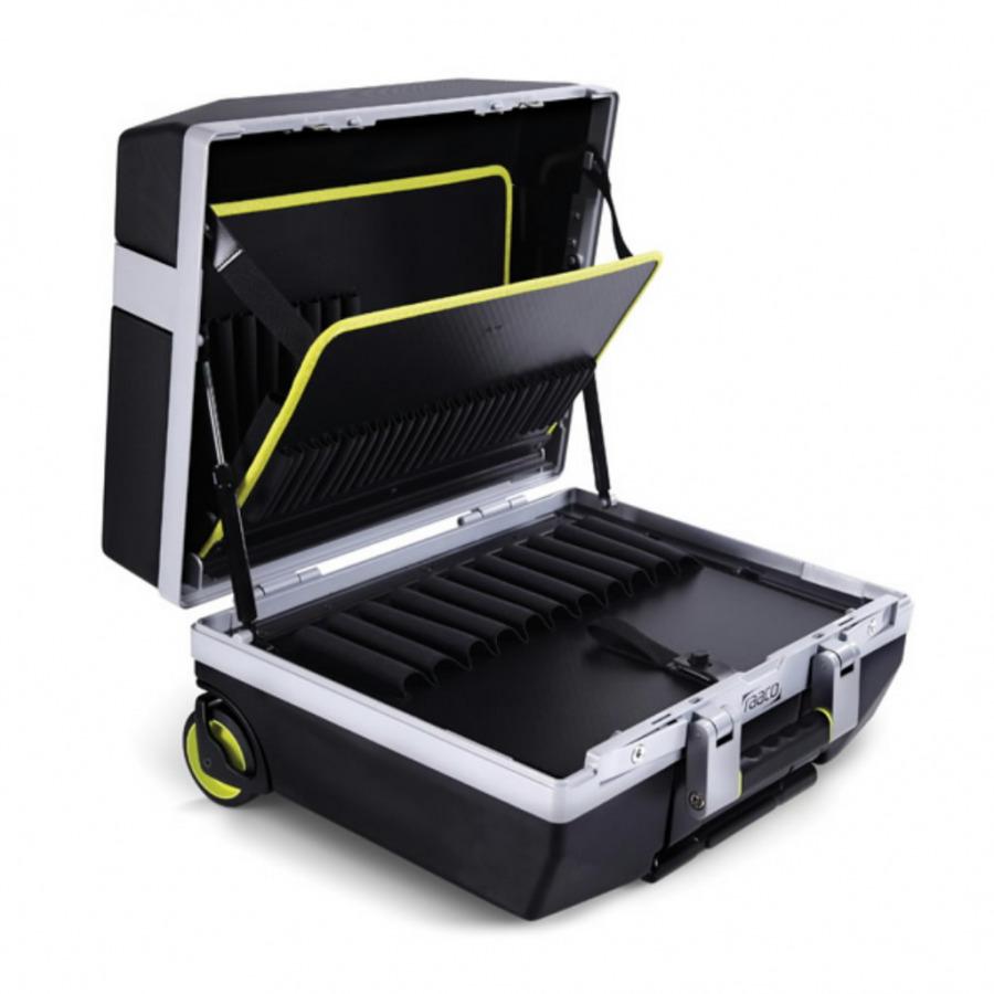 Tööriistakohver ratastel Premium XLT-79, Raaco