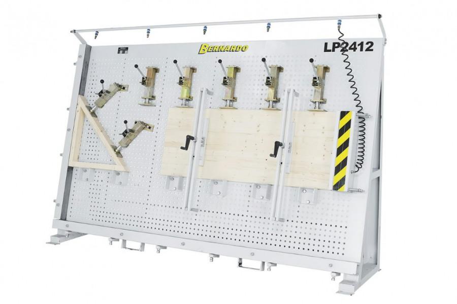 Frame assembler LP 2412, Bernardo