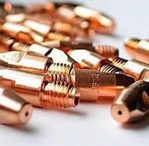kontaktsuudmik M8x40x10-1,0mm CuCrZr, Binzel