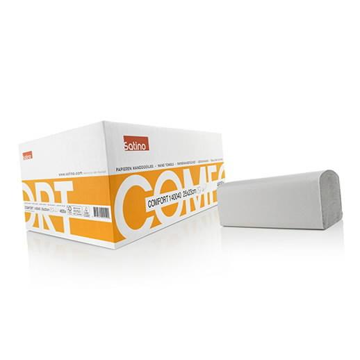 Comfort paberrätik lehtedes, Satino