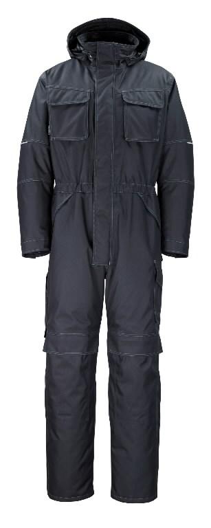 Winter Boilersuit Ventura navy 2XL, Mascot