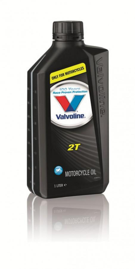 Alyva varikliui MOTORCYCLE OIL 2T 1 L, VALVOLINE