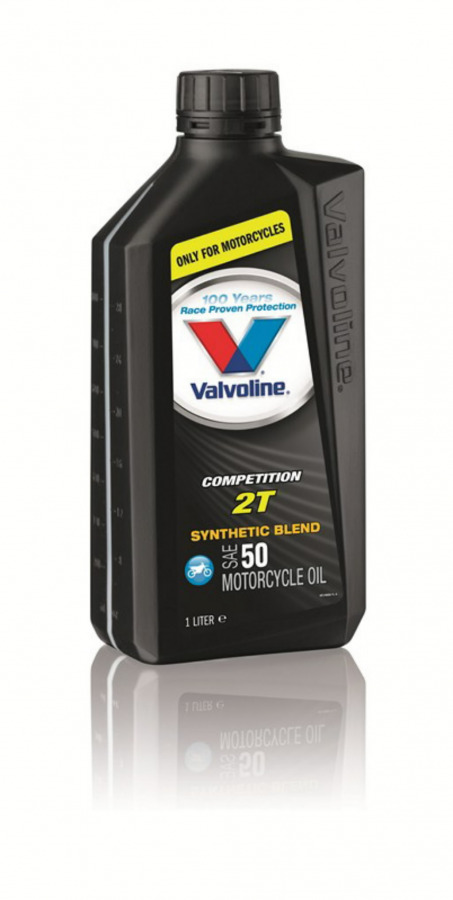 Alyva varikliui COMPETITION 2T SAE 50 1 L, Valvoline
